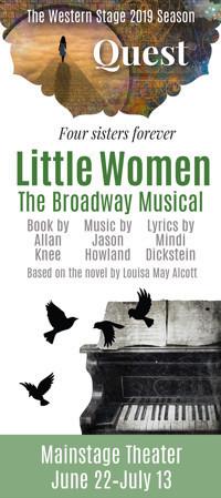 Little Women: The Broadway Musical in San Francisco