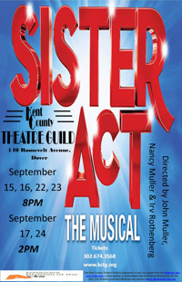 Sister Act: The Musical in Delaware
