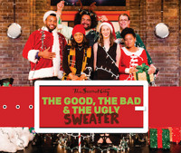 The Second City presents The Good, The Bad & The Ugly Sweater in Chicago