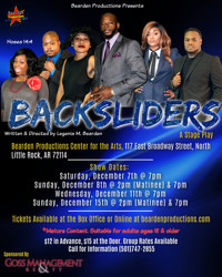 BackSliders in Little Rock