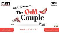 Neil Simon's Odd Couple (the female version) in Dallas