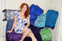 Dana Aber's Baggage at the Door in Off-Off-Broadway