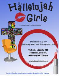 The Hallelujah Girls in San Antonio