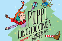 Pippi Longstocking's After-Christmas Party in Austin