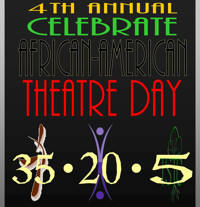 4th Annual Celebrate African-American Theatre Day in Denver