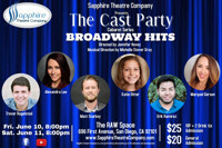 The Cast Party Cabaret Series (Broadway Hits!) in San Diego
