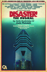 Disaster! The Musical in Broadway
