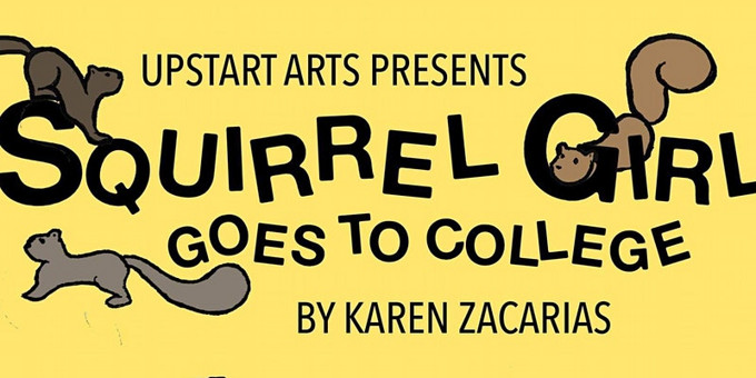 Squirrel Girl Goes To College
