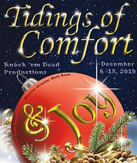 Tidings of Comfort and Joy in Boise