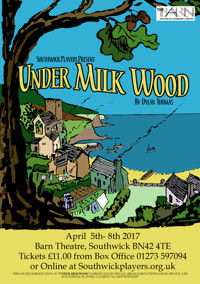 UNDER MILK WOOD by Dylan Thomas in Broadway
