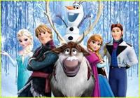Frozen, Jr in San Antonio
