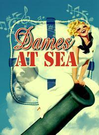 DAMES AT SEA in San Diego