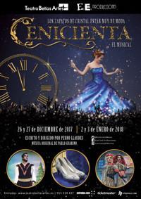 CENICIENTA, LOS ZAPATOS DE CRISTAL EST?N MUY DE MODA, El Musical in Broadway