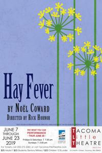 Hay Fever in Broadway