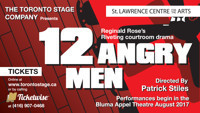 12 Angry Men in Broadway