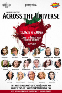 Across the Universe in Off-Off-Broadway