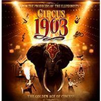 Circus 1903 in Dayton