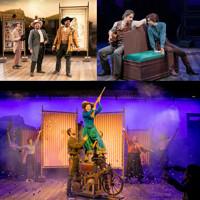 Irving Berlin's Annie Get Your Gun in Broadway