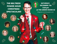 The Beltress Power Hour Christmas Spectacular! in Off-Off-Broadway