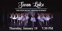 Swan Lake in South Bend