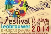 VI Festival of Chamber Music in Cuba