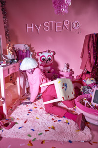 HYSTERIA by Raja Feather Kelly in Central New York