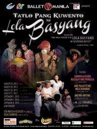 Tatlo Pang Kwento ni Lola Basyang in Philippines