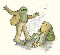 A Year With Frog And Toad in Dayton