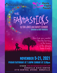 The Fantasticks by Harvey Schmidt and Tom Jones in Atlanta