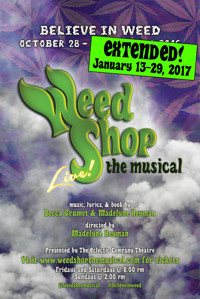Weed Shop the Musical in Los Angeles