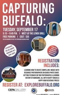 Capturing Buffalo in Buffalo