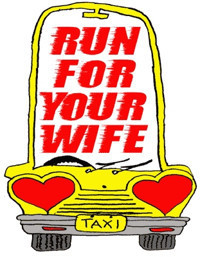 Run For Your Wife in Broadway