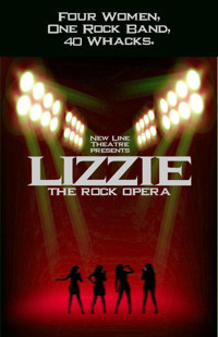 LIZZIE at New Line Theatre in St. Louis