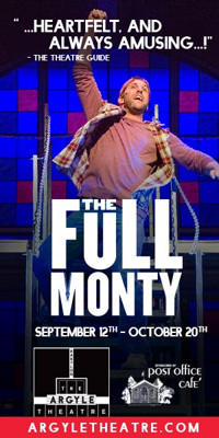 The Full Monty in Long Island