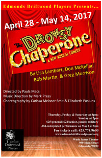 The Drowsy Chaperone in Seattle