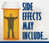 Side Effects May Include in Broadway