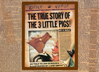The True Story of the 3 Little Pigs in Broadway