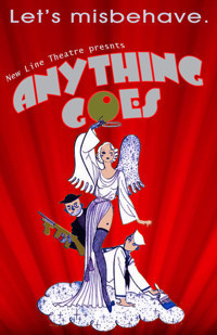 ANYTHING GOES at New Line Theatre in Broadway