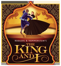 King and I in Broadway