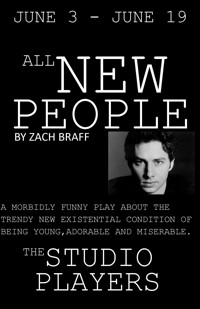 All New People by Zach Braff in Ft. Myers/Naples