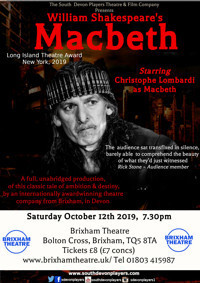 William Shakespeare's Macbeth in UK / West End