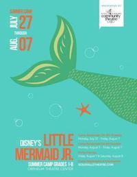 Disney's Little Mermaid Jr. in Sioux Falls