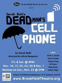 Dead Man's Cell Phone in Broadway
