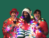 The Ultimate Christmas Show (abridged) in Hawaii