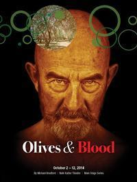 Olives and Blood in Connecticut