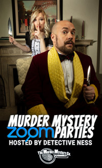 Zoom Murder Mystery  in Off-Off-Broadway