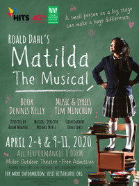 Roald Dahl's Matilda the Musical in Houston