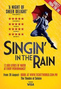 Singin' In the Rain in Philippines
