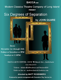 Six Degrees of Separation in Long Island