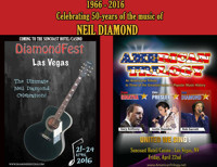 Diamondfest presents: AMERICAN TRILOGY in Las Vegas